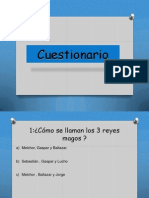 Cuestionario - P.s