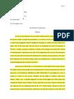 wwz essay first draft - highlights