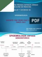 1. Epidemiología e historia natural