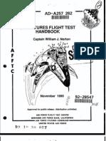 USAF Structures Flight Test Handbook
