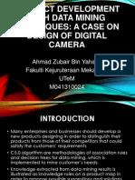 data mining camera