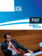 Programa electoral do PPdeG ás Eleccións Galegas 2009 (Feijoo)