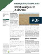 Small Grain Disease