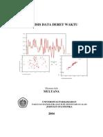Analisis Data Deret Waktu