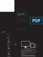 Aeon Project Brochure