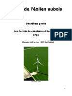 3 - permis construire éolienne