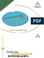 Quinta Sesion Investigacion de Mercados