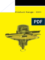 Methven Nefa Pressure Reducing Valves Reference