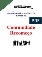 Hermeneutica de Romanos