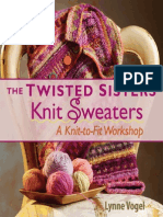Twisted Sisters Knit Sweaters
