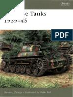 Osprey Japanese Tanks 1939-45