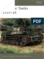 Osprey Japanese Tanks 1939-45