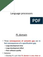 Ch1 Language Processors