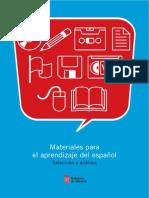 Material para aprendizaje Español- Gobierno de Navarra