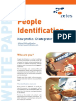 People ID White Paper