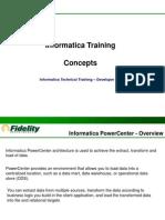 ETL Informatica Concepts New