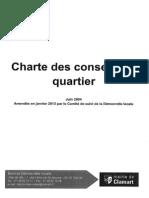 Charte Conseils de Quartier
