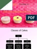 Wedding Pastry Cakes & Cookies