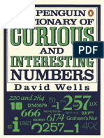 Penguin Dictionary of Curious and Interesting Numbers