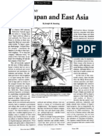 Meiji Japan and East Asia Handout