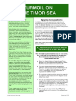 Turmoil on the Timor Sea Dec13