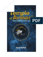 The Temple of Avinasi by Ayush Pathak (First Chapter)
