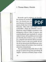 03 Thomas Mann y Derrida