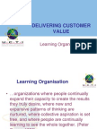 Lecture 6 Learning Org