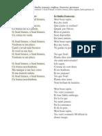 colinde,poezii Craciun
