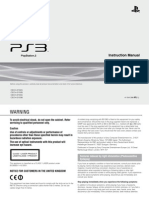 Playstation 3 User Manual