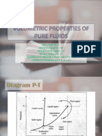 Volumetric Properties of Pure Fluids
