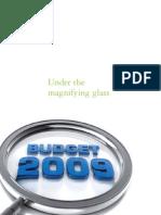 Budget 2009 - Analysis