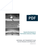 National Air Transport Plan-Current Situation