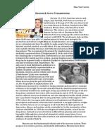 Judy Garland and Neurotransmitters