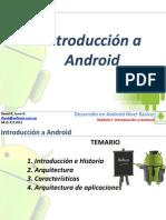 Curso Android Modulo I