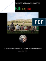 Peace Corps Ethiopia Welcome Book  |   June 2013 CCD