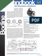 Bodine Handbook Supplement Bldc