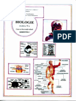 Biologie Cls-XI Sem1