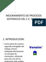 PPT C.C. Núcleo Mejoramiento de producción de proyectos de investigación