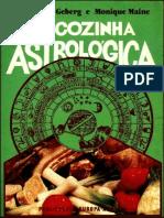 ASTROLOGIA - A COZINHA ASTROLÓGICA - MARIE GEBERG e MONIQUE MAINE