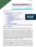 Vivat Academia - Marzo 2004. Nº 53 - Docencia e Investigación -  Esta Nota es Bien Bacán (Carlos Gamero Esparza)