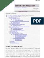 Vivat Academia - Junio 2003. Nº 46  - Docencia e Investigación - Las Piedras de Plastilina (Carlos Gamero Esparza)