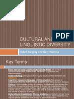 cultural and linguistic diversity presentation