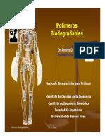 Polímeros Biodegradable
