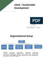 ITC Limited – Sustainable Development