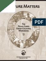 Culture Matters Workbook