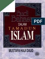 Budi Bahasa Dalam Tamadun Islam