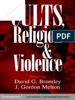 David G. Bromley, J. Gordon Melton-Cults, Religion, And Violence (2002)