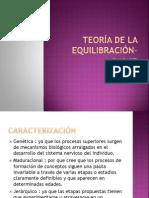 2 TEORÍA DE LA EQUILIBRACIÓN