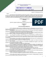 Decreto 2880-69